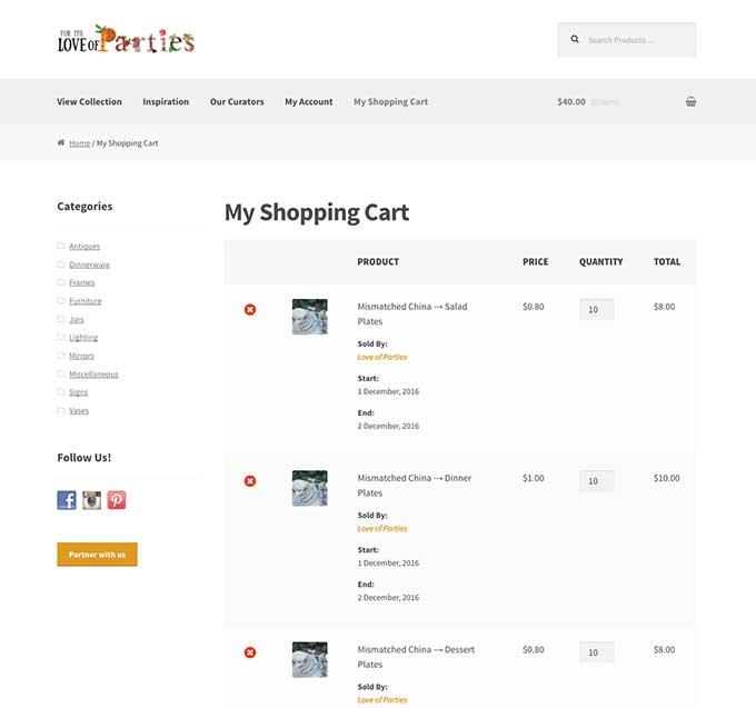loveofparties-shop-cart