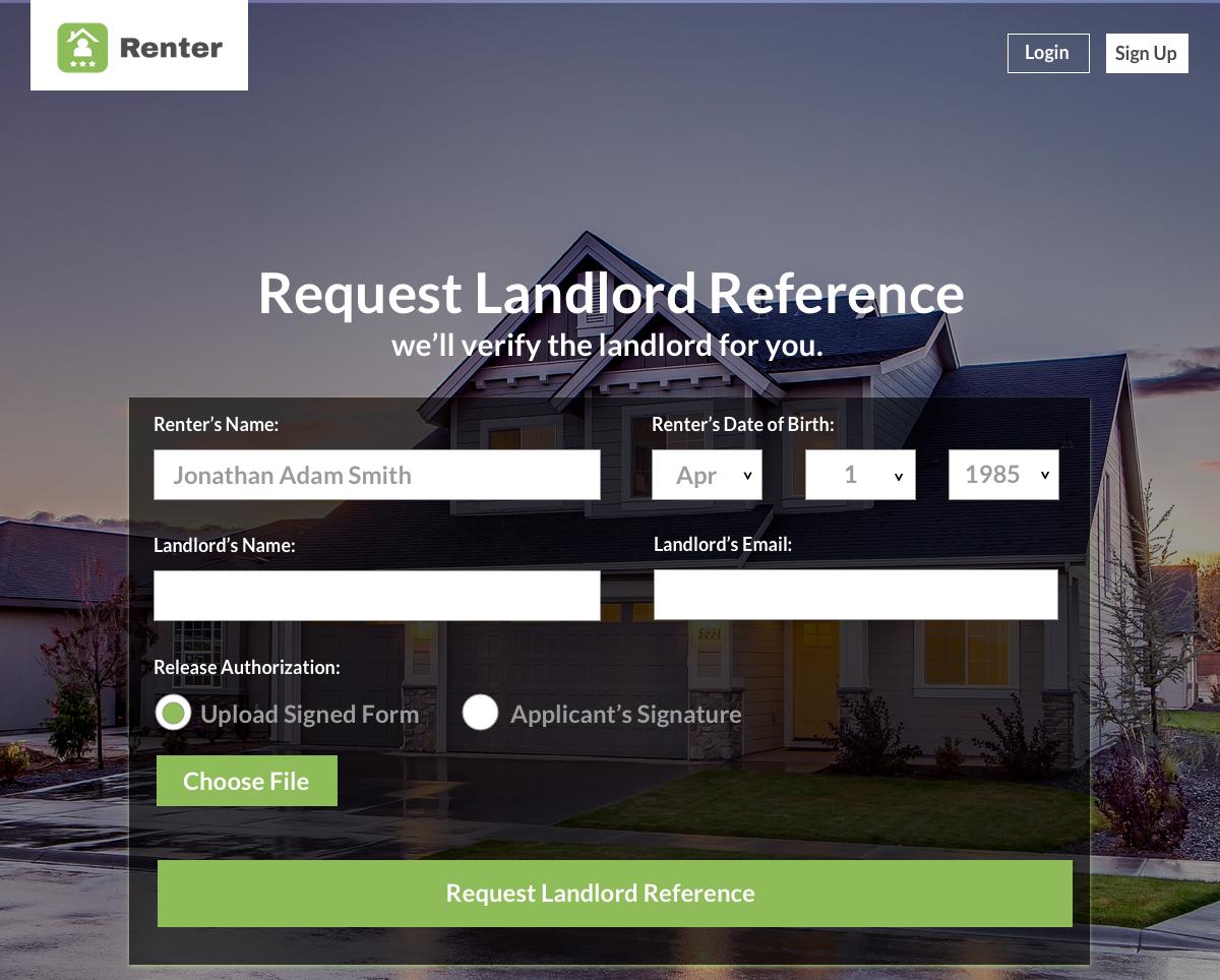 Renter-Inc-request